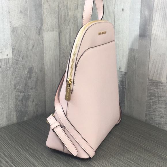 Michael Kors Handbags - Michael Kors Emmy Blossom Lg Leather Backpack
